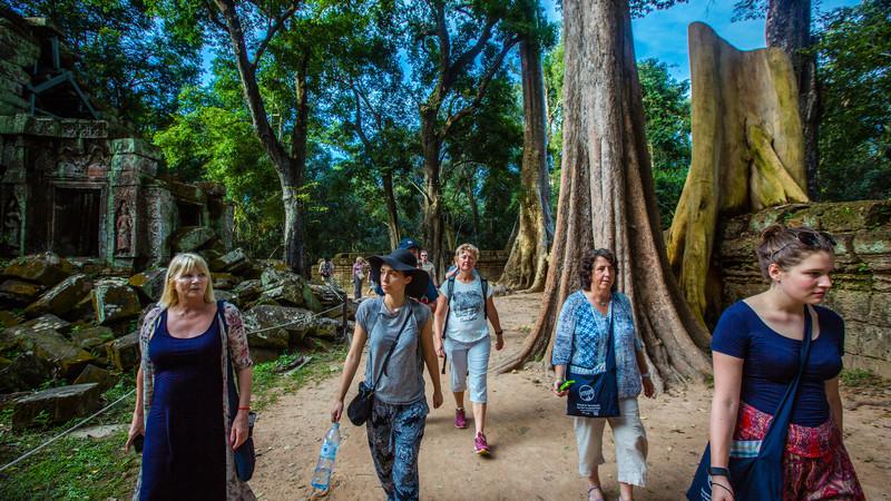 Cambodia tour Angkor Thom