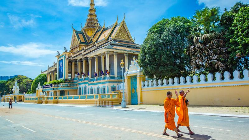 Cambodia tour Phnom Penh