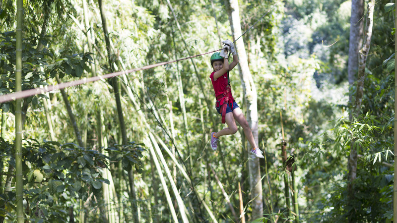 great family vacations zipline costa rica