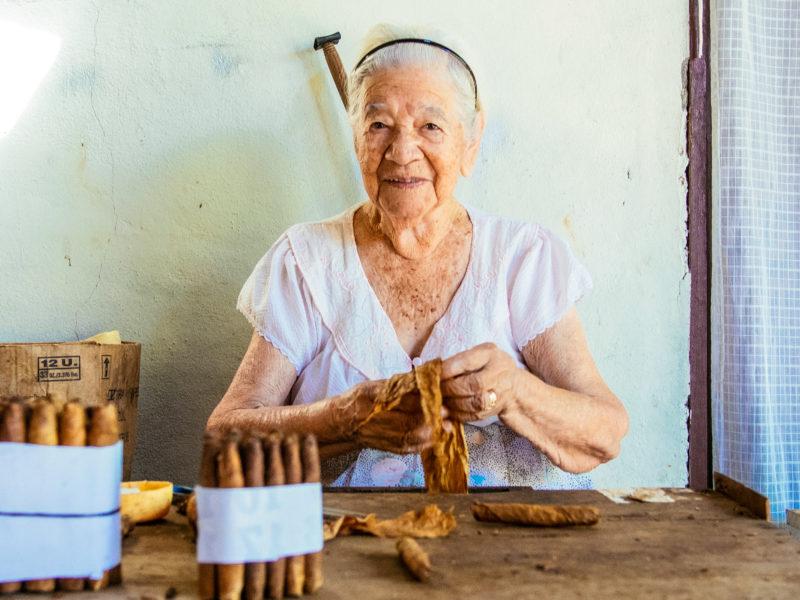 Suchitoto El Salvador cigars