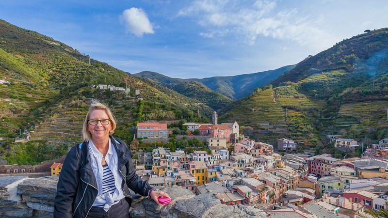 solo travel Italy Cinque Terre