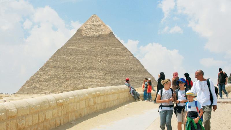 great family vacations pyramid