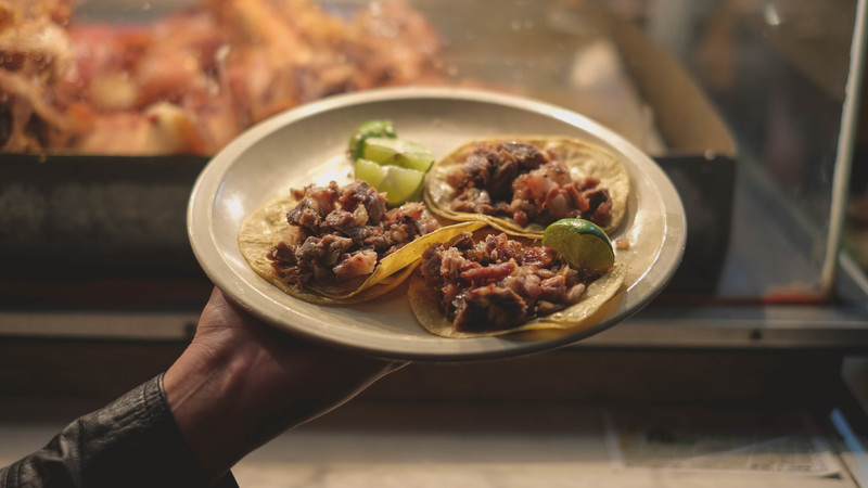 street food Mexico City
