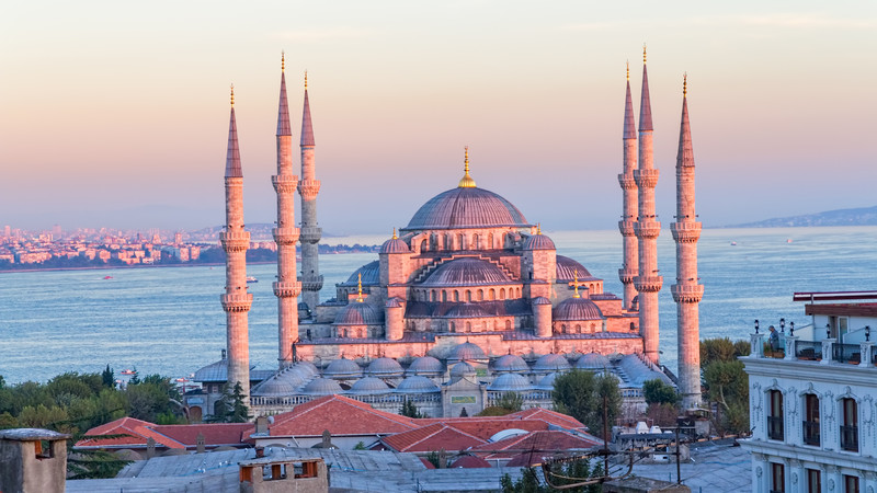 What to do in Istanbul Sultan Ahmed Mosque