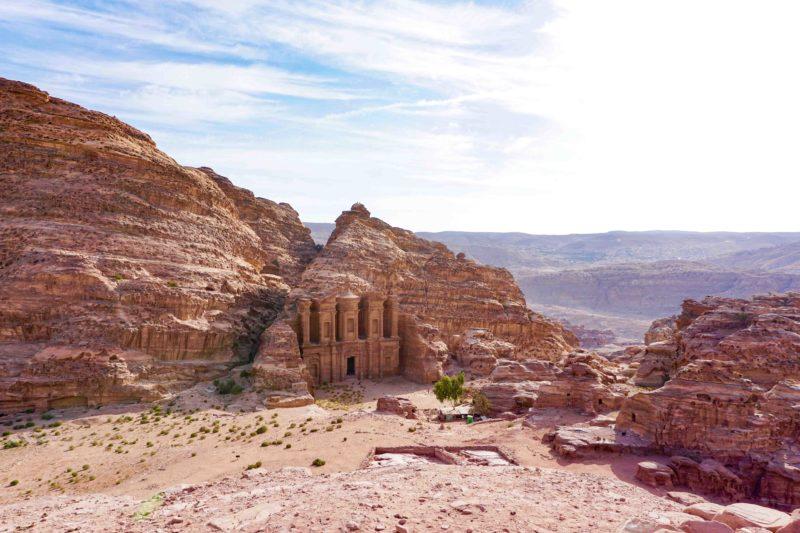 Petra guide Jordan Monastery