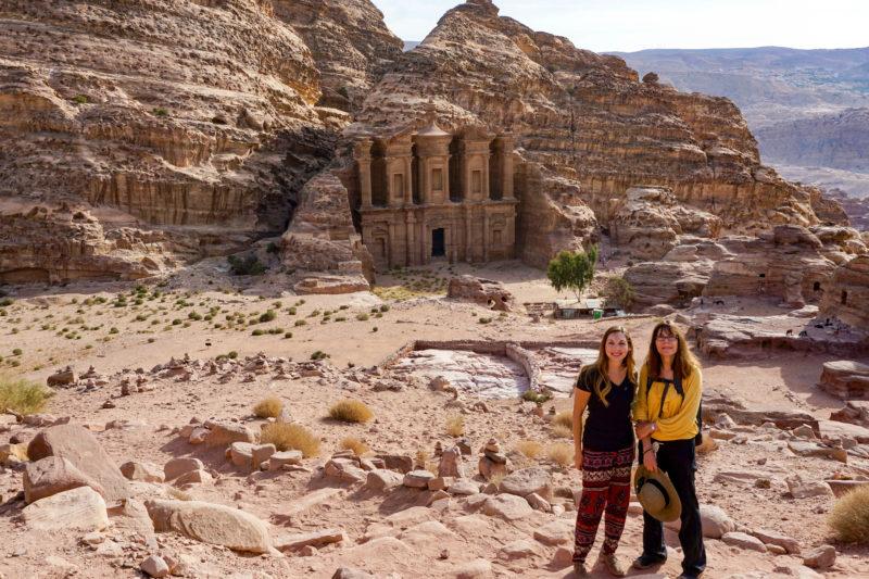 Petra guide Jordan