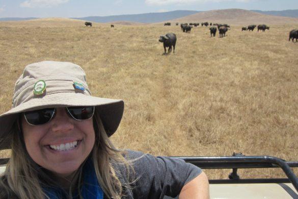 Camping Serengeti East Africa