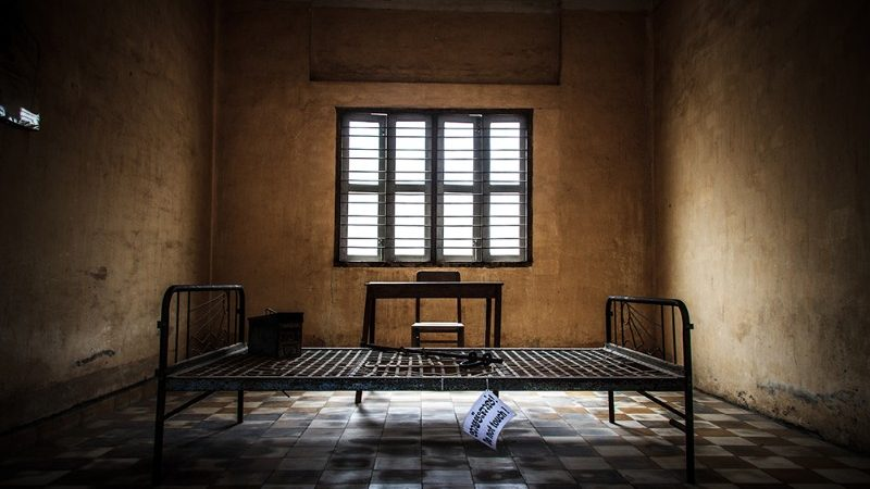 Tuol Sleng Prison Museum, Cambodia