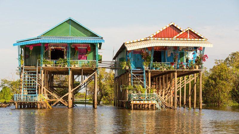 Tonle Bati Lake Cambodia