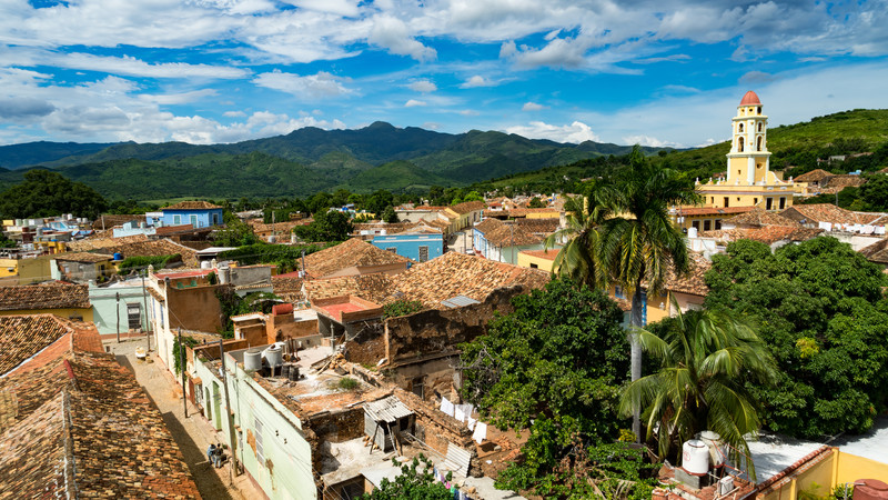 places to visit in cuba trinidad