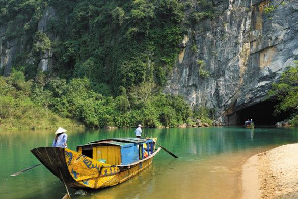beautiful places in Vietnam Phong Nha