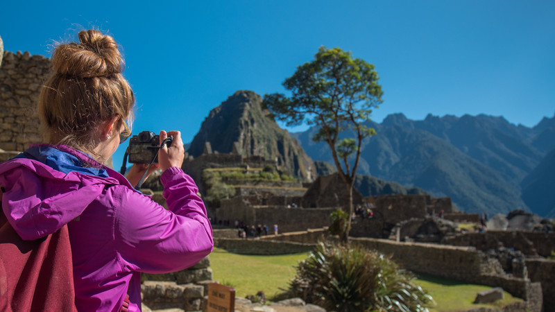 best of Machu Picchu under one day
