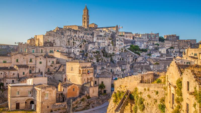 Underrated Italy Matera