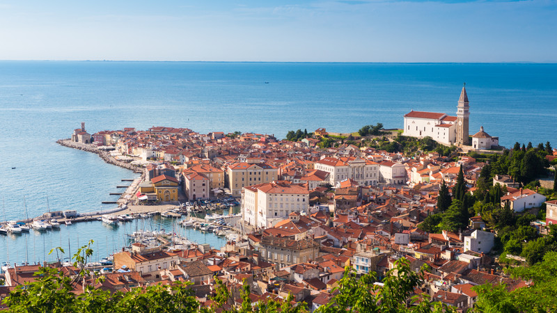 Slovenia one week guide Piran