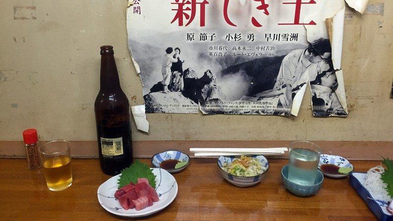 Tachinomi in Tokyo
