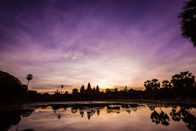 what to do in Cambodia Angkor Wat