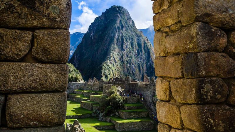 Peru Machu Picchu ruins history