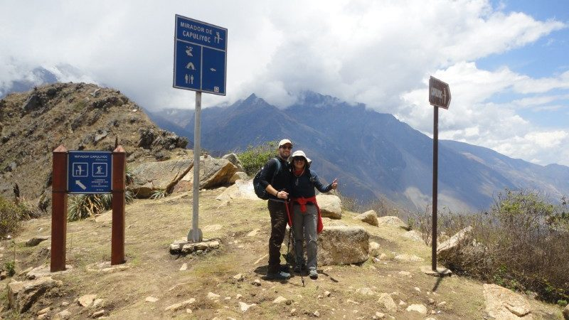 Day one - Choquequirao Trek
