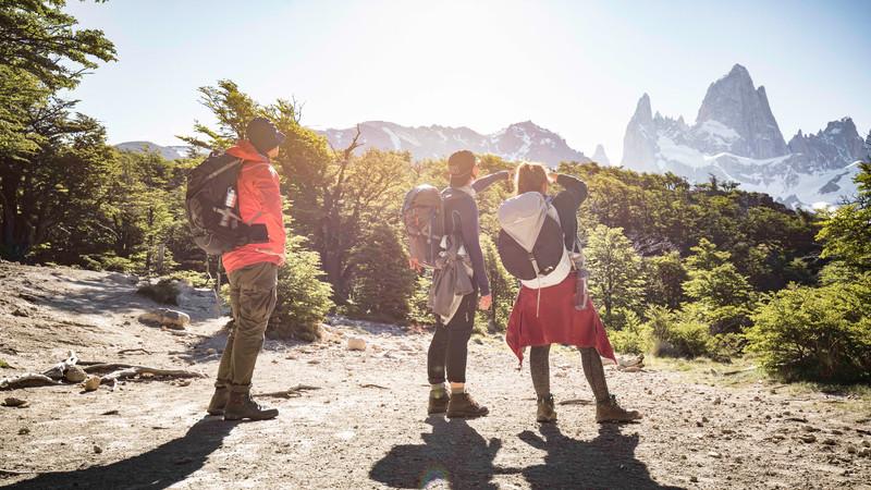Patagonia tour Fitz Roy