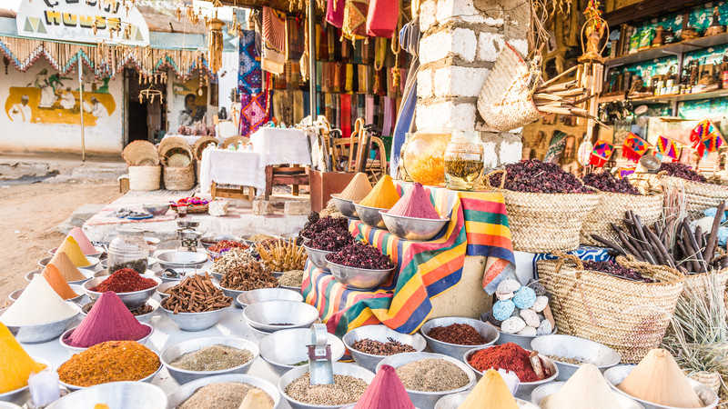 best markets in the world khan al khalili