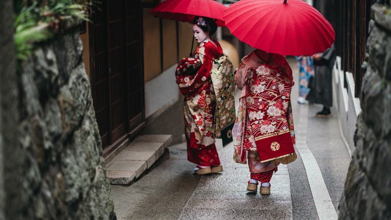 what to do in Kyoto geisha Gion