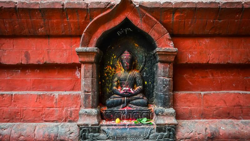 Swayambhu Temple, Nepal