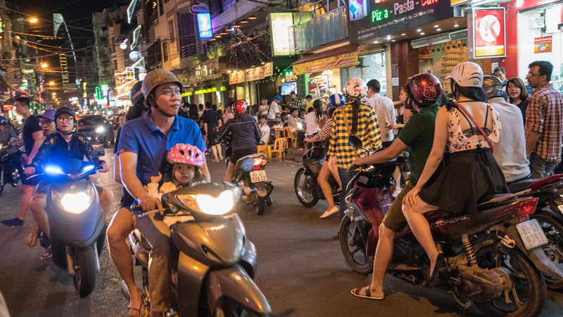 solo travel Vietnam Ho Chi Minh City