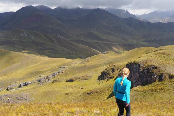 Quarry Trail Peru hiking
