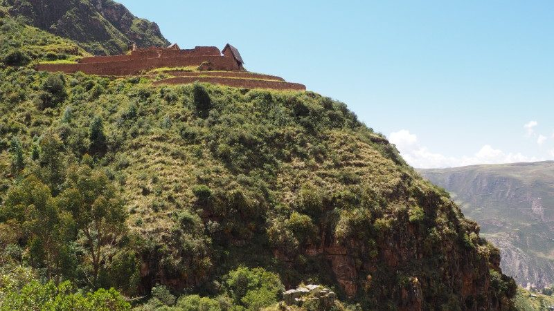 Quarry Trail Sacred Valley Peru