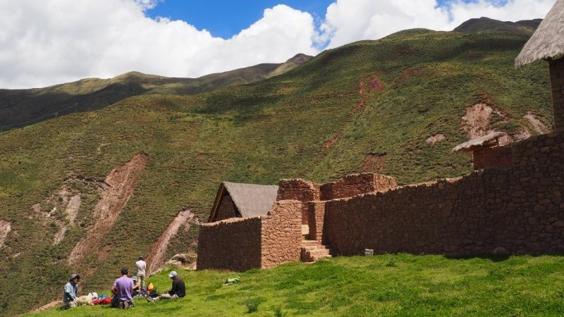 Quarry Trail ruins Sacred Valley