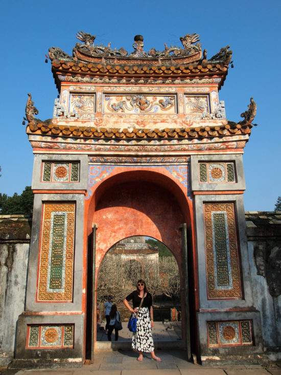 solo travel Vietnam