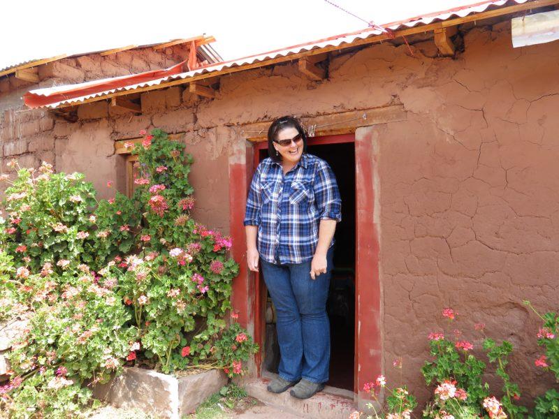 homestay Lake Titicaca Peru solo traveller