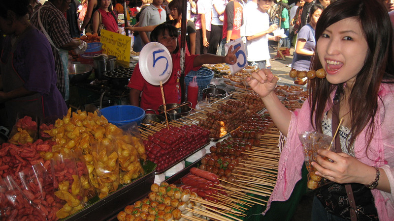 best markets in the world chatuchak