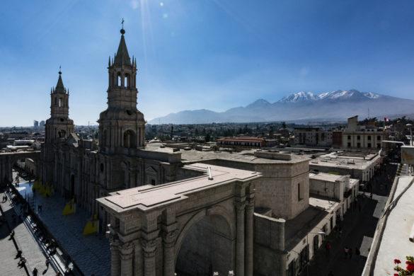 Arequipa Peru guide