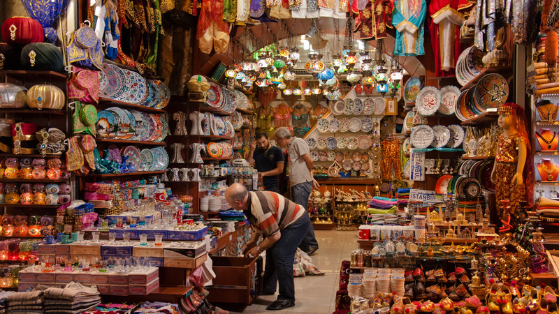 best markets in the world grand bazaar