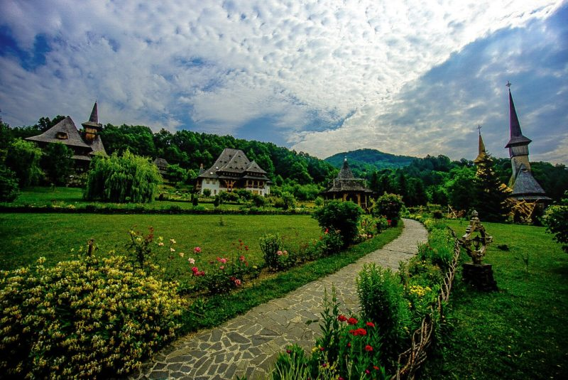 homestays in Romania