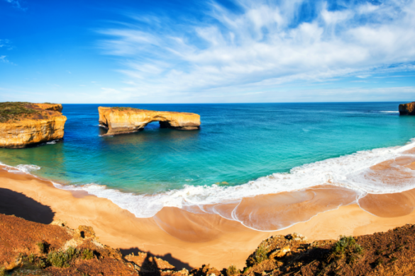 The London Arch on the Great Ocean Road