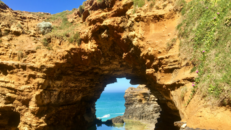 The Grotto along the Great Ocean Road