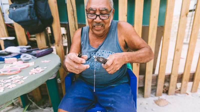 Belize tour Caye Caulker