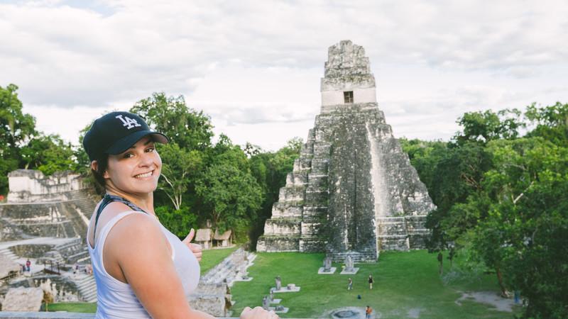 Belize tour Tikal