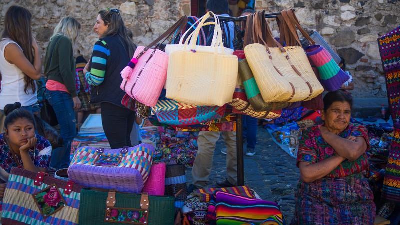 Central America travel Antigua Guatemala