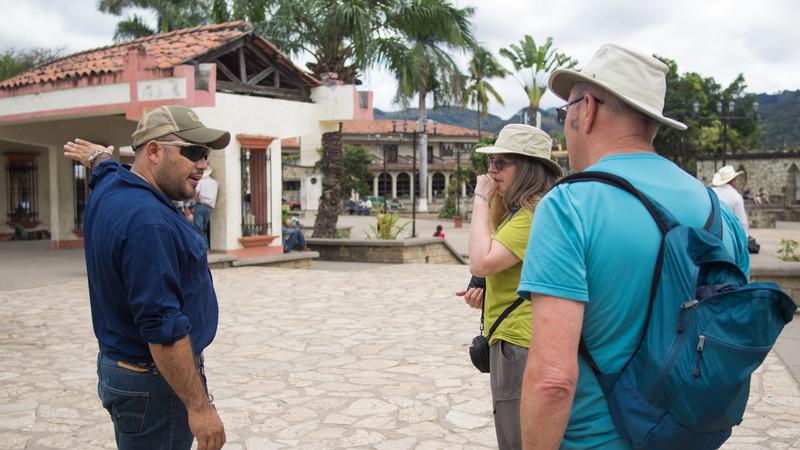 Central America travel