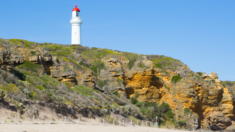 Split Point Lighthouse on Aireys Inlet