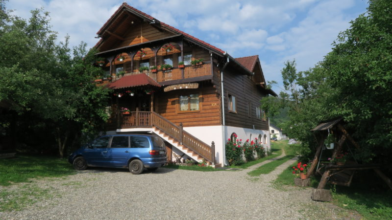 homestays in Romania