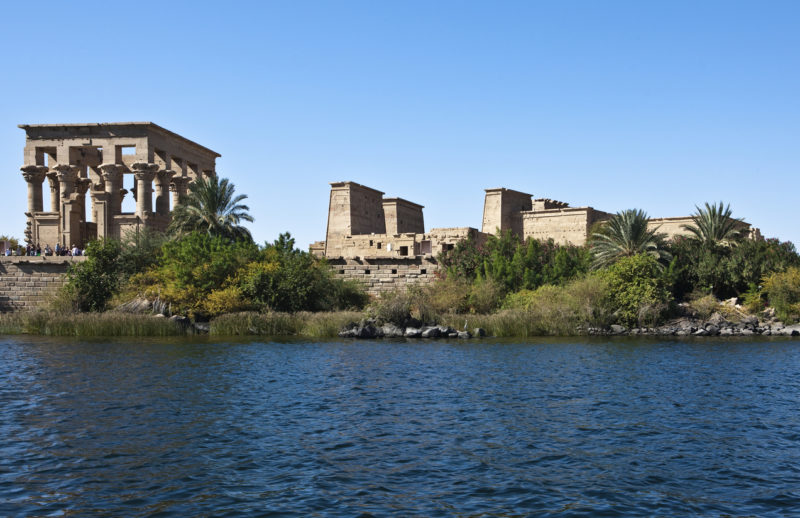 Aswan Philae Temple Egypt