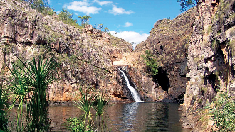 Barramundi Gorge, Northern Territory
