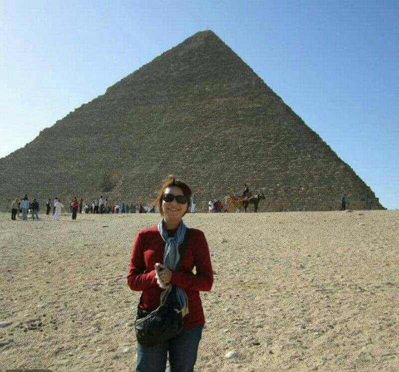 Eman tour guide Egypt
