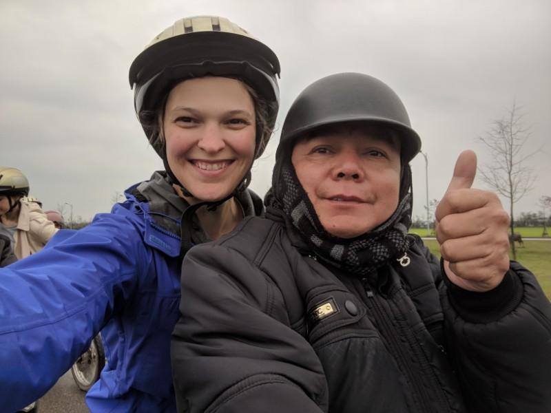 American travel to Vietnam