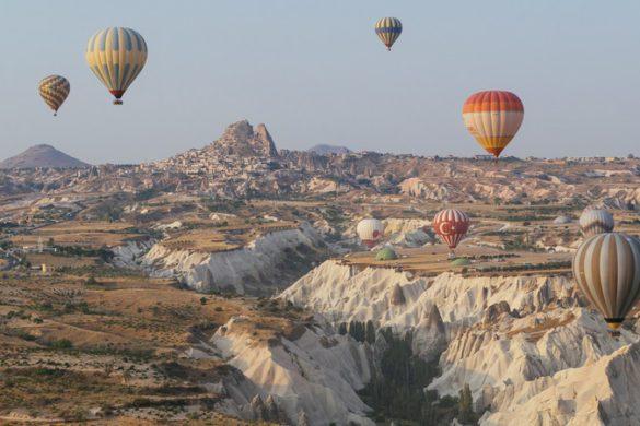 Cappadocia travel Turkey