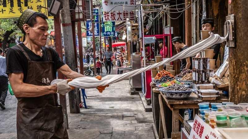 Xi'an China travel guide